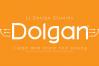 Dolgan Typeface example image 5