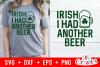 St. Patrick's Day Cut File Bundle example image 23