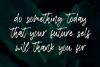 Chelistine - Beauty Handwritten - example image 2