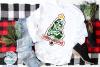 Merry Christmas Tree SVG   Christmas Tree SVG Cut File example image 2