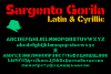 Sargento Gorila example image 5