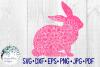 62 File Mega Floral Mandala Animal/Figure SVG Bundle example image 10