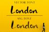 Rainly - Brush & SVG Font example image 9