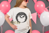 Hedgehog paper cut design SVG / DXF / EPS / PNG files example image 8