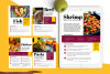 Food Lovers Recipe and Cookbook Canva Template Ebook example image 8