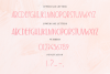 Exclusively Chic Font Duo example image 12