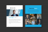 Business Report eBook Powerpoint Template example image 4