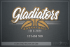 Gladiator, Basketball, Sport, Design, PRINT, CUT, DESIGN example image 4