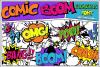 Comic Boom Elements example image 4
