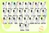 Easter SVG Mega Bundle - SVG Cut Files & Alphabets example image 4