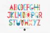 JUNE DAYS OpenType SVG otf Font example image 2