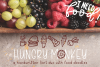 Hungry Monkey - Font Duo example image 4