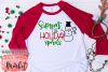 Sippin' The Holiday Spirits SVG DXF EPS PNG example image 2