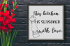 Baby Pineapples - A Sweet and Sassy Script font example image 10