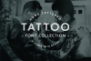 Tattoo Font Collection example image 1