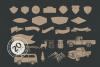 Huvet Typeface example image 4
