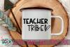 Teacher Tribe - A Teacher SVG example image 1
