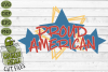 Proud American Patriotic SVG example image 2