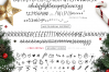 Best Christmas Font BIG UPDATE example image 5