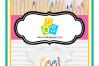 DoodleDoo Font example image 2