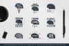 BrainStorming. 09 Smart Badges example image 8