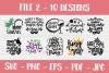Mardi Gras SVG | SVG Bundle | Cut Files | T shirt Designs example image 3