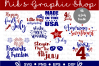 4th of July SVG, Fourth of July, July SVG, 4th SVG, Fourth example image 1