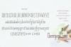 Cherripops Serif example image 2