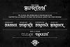 Burton Slab Typeface & Bonus example image 2