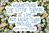 Dreaming Of Sunshine - A Cute Handlettered Font example image 2