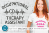 Occupational Therapy Assistant svg, Occupational Therapist example image 1