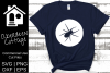 Creepy Spider Cut Out Design example image 1