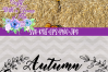 Autumn Greetings SVG | Autumn Sign SVG | Fall Farmhouse SVG example image 4