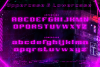 HITCKY SUPER POWERED DISPLAY FONT example image 5