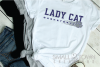 Lady cat, Basketball, Team, Sport, Design, PRINT, CUT, DESIG example image 2