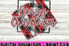 6 PNG Christmas Paint Strokes Stripes - Print File example image 5