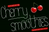 Cherry Smoothies example image 1
