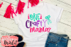 One Crafty Mama SVG DXF EPS PNG example image 5