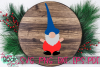 Tall Hat Gnome - A Gnome SVG example image 3