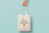 Storm Cloud Applique Embroidery example image 1