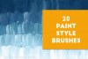 PAINTER BRUSHES FOR PROCREATE example image 2