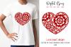 Heart, Valentines / love design example image 1