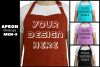 Apron Mockups - 9 | Men example image 1