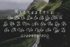 Pathways | 4 Styles Bonuses - Font example image 3
