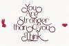 Brighty Sans Script example image 4