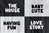 Winter Baby Display Font example image 2