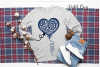 Balloon, Valentines / love design example image 2