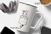 Unicorn pocket design SVG / DXF / EPS / PNG files example image 7