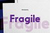 Fragile example image 1