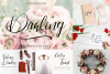 Handwritten Font Bundle 5 in 1 example image 2
